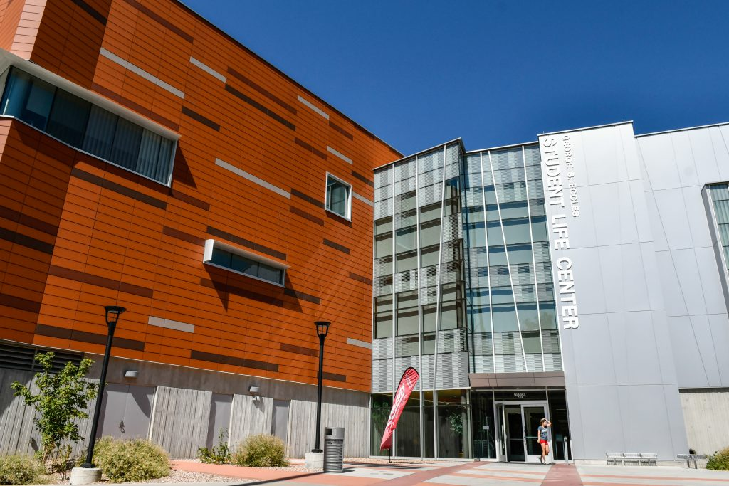 George S. Eccles Student Life Center