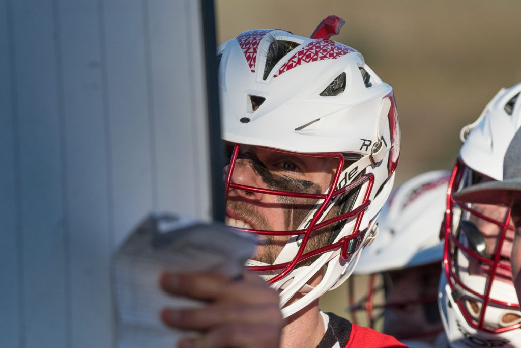 Senior Midfielder & Captain Gus Colonna Utah Lacrosse podcast