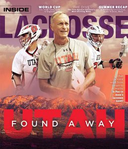 Terry Foy - Inside Lacrosse - Utah Found A Way