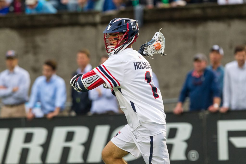 Marcus Holman Team USA Attackman